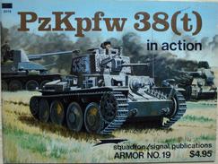 Squadron/Signal Publications - PzKpfw 38(t) - Guerre 1939-45
