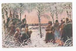 Napoléon Retraite De Russie Illustré - History