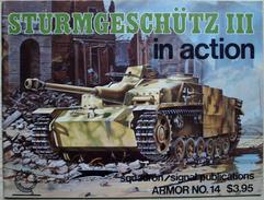 Squadron/Signal Publications - Sturmgeschütz III - Guerre 1939-45