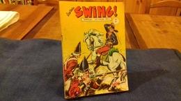 CAPT'AIN SWING N°27 Aventures Et Voyages 1ère Série 1968 (cag14) - Captain Swing
