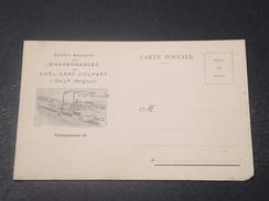 BELGIQUE - Carte Publicitaire Des Charbonnages à Gilly , Non Utilisé - L 11110 - Belgique