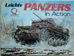 Squadron/Signal Publications - Leichte Panzers In Action - Guerre 1939-45