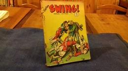 CAPT'AIN SWING N°24 Aventures Et Voyages 1ère Série 1968 (cag14) - Captain Swing