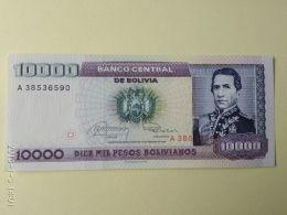 10000 Bolivianos 1984 - Bolivia