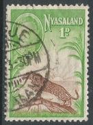 Nyasaland. 1947 King George VI.  1d Used. SG 160 - Nyasaland (1907-1953)