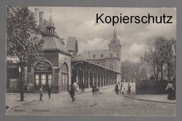 ALTE POSTKARTE GIESSEN MARKTLAUBEN Gießen Ansichtskarte Cpa Postcard AK - Giessen