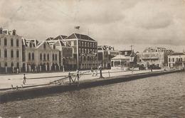 CURACAO - OVERZIJDE WATERKANT - Curaçao