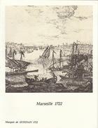 Menu Bateau Paquebot RENAISSANCE Illustration Marseille 1722 Marquis De Gueidan - Barcos