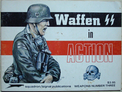 Squadron/Signal Publications - Waffen SS In Action - Oorlog 1939-45