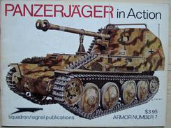 Squadron/Signal Publications - Panzerjäger In Action - Oorlog 1939-45