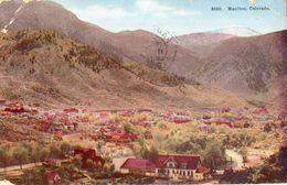Colorado - Manitou - Etats-Unis