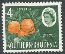Southern Rhodesia. 1964 Definitives. 4d Used. SG 96 - Southern Rhodesia (...-1964)