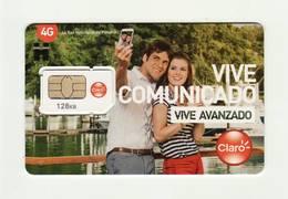 PANAMA Claro GSM SIM MINT - Panama