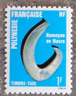 Polynésie - YT Taxe N°4 - Artisanat - 1984 - Timbres-taxe