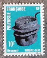 Polynésie - YT Taxe N°7 - Artisanat - 1984 - Timbres-taxe