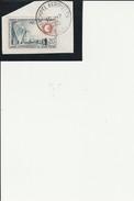 TERRES AUSTRALES ET ANTARTIQUES - N°  21 OBLITERE SUR FRAGMENT - COTE : 75 € - Used Stamps