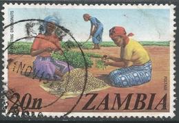 Zambia. 1975 Definitives. 20n Used. SG 235 - Zambia (1965-...)