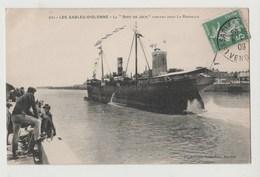 CPA 85 LES SABLES D' OLONNE Le RIVE DE JIER Partant Pour La Rochelle - Sables D'Olonne