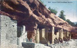 Colorado -  Manitou - Ancient Cliff Dwellings - Troglodytes - Etats-Unis