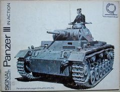 Squadron/Signal Publications - Panzer III In Action - Guerre 1939-45
