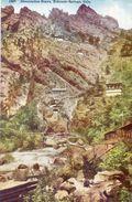 Colorado - Observation Stairs Eldorado Springs - Etats-Unis