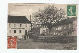CARCENAC PEYRALES (AVEYRON) LA PLACE (BAUGUEL AUBERGISTE) - Other Municipalities