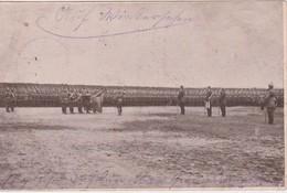 ALLEMAGNE 1915 FELDPOSTKARTE  DEN TAPFEREN LEIB-GRENADIEREN - Regimente