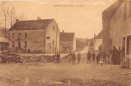 21 - COTE D' OR / Crugey - 213380 - La Place - Beau Cliché Animé - Other Municipalities