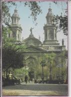 SANTIAGO DE CHILE CATEDRAL - Chili
