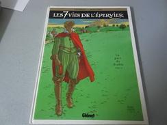 LES 7 VIES DE L'EPERVIER N° 6  LA PART DU DIABLE.... COTHIAS ..JUILLARD - Juillard