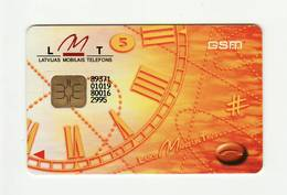 LATVIA LMT GSM SIM MINT - Lettland