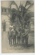 AFRIQUE - DAHOMEY - COTONOU - Jeunes Dahoméens ( Garçons Nus - Naked Little Boys ) - Dahomey