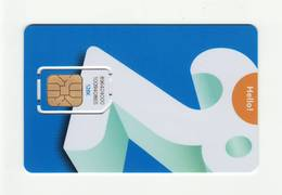 NEW ZEALAND 2degreesmobile GSM SIM MINT - New Zealand