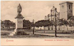 LOANDA - Monumnto De Salvador Correia  (101302) - Angola