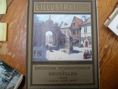 """""""EXPOSITION BRUXELLES 1935 (L'ILLUSTRATION) Hors Série - Journaux - Quotidiens"""