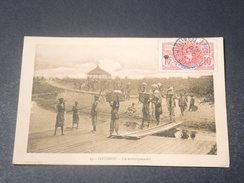 NIGER - Carte Postale De Cotonou , Un Embarquement Début 1900 - L 11143 - Niger