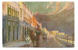 TRIPOLI - IL MOLO ILLUSTRATA P.ROCCO 1915 FP - Libyen