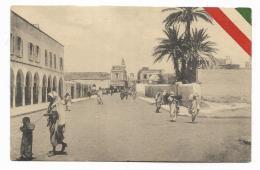 TRIPOLITANIA  1916  FP - Libyen