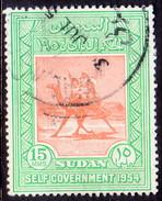 SUDAN 1954 SG 140 15m Used Self-Government - Sudan (1954-...)