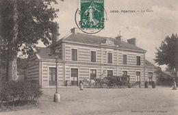 Pontivy - La Gare, No 2690 - Pontivy