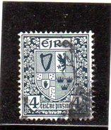 B - 1923 Irlanda - Stemma - 1922-37 Irish Free State