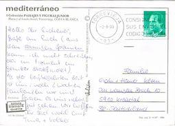 26886. Postal  TORREVIEJA (Alicante) 1990. Costa Blanca - 1931-Today: 2nd Rep - ... Juan Carlos I