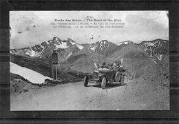 Allos - Sommet Du Col - (automobile) - Otros Municipios