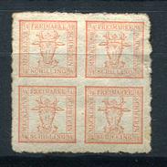 34624) MECKLENBURG-SCHWERIN # 5 Gefalzt Aus 1864, 90.- € - Mecklenburg-Schwerin