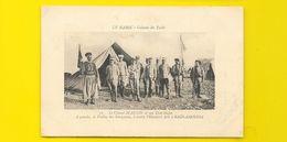 Militaria Colonne De Tadla Le Général Mangin... (Maillet) Maroc Afrique - Other