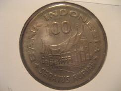 100 Seratus Rupiah 1978 INDONESIA Coin - Indonesia