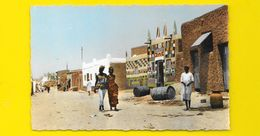ZINDER Une Rue De ZENGOU (Hoa-Qui Chiaverini) Niger Afrique - Niger