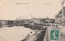 Pontivy - Les Quais - Pontivy