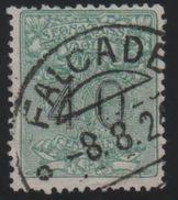 1924 Segnatasse Vaglia 40 C. US - Usati