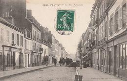 Pontivy - La Rue Nationale - Pontivy